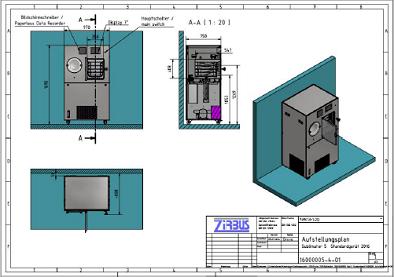 德国ZIRBUS中式型冷冻干燥机Sublimator 5( 原2x3x3升级版)