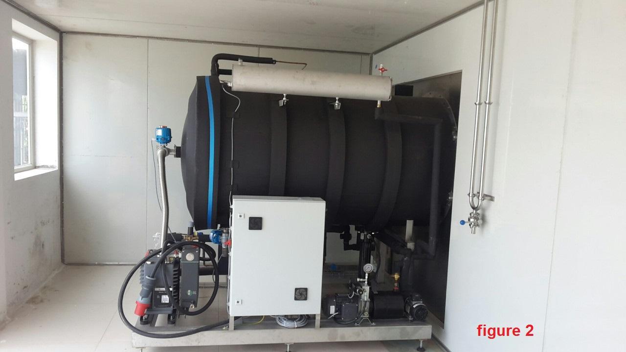 德国ZIRBUS批量生产型冻干机Sublimator EKS I/II